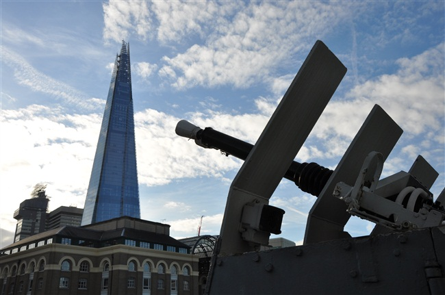 dingen bezoeken in london