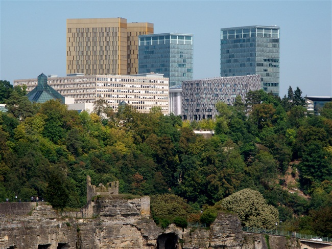 Luxemburg (Stad)