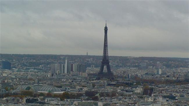 eten met uitzicht parijs