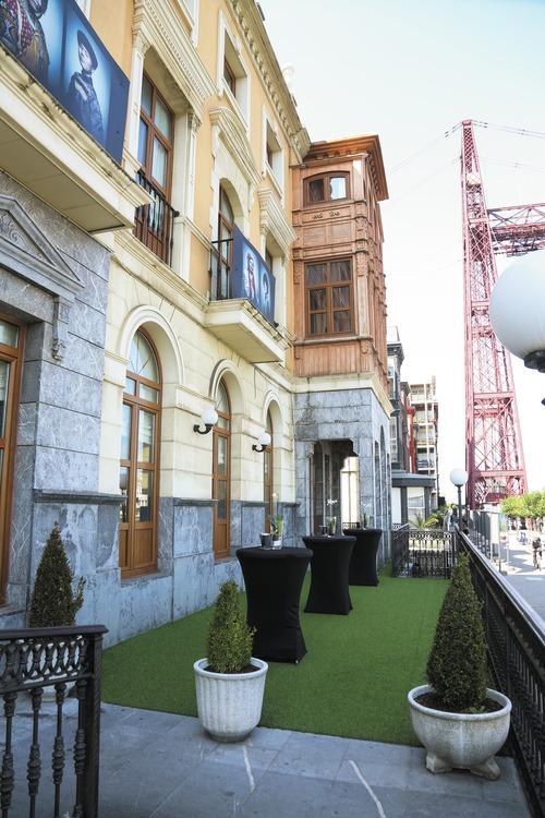 Promoties gran hotel puente colgante weekendje weg for Hotel puente colgante