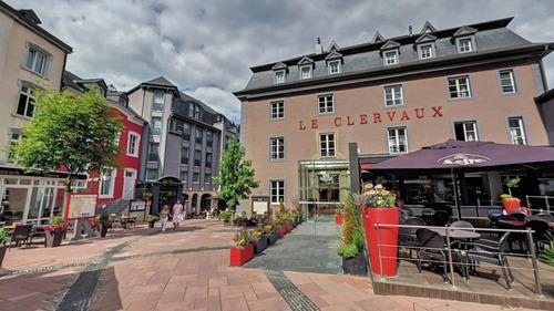 Een hotel boeken in luxemburg hier vind je for Designhotel luxemburg
