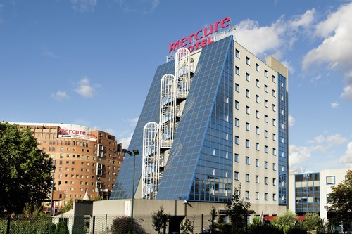 Een hotel boeken in parijs hier vind je hotelinformatie over hotel mercure paris porte de - Fourriere porte de pantin ...