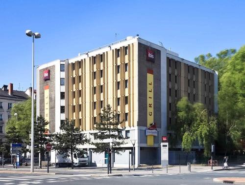 Een hotel boeken in lyon hier vind je hotelinformatie for Appart hotel ibis