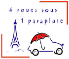4 wielen onder 1 paraplu - 45 min
