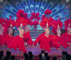 Moulin Rouge - revue met diner Belle Epoque