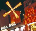 Moulin Rouge - revue met 1/2 fles champagne