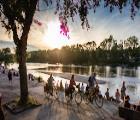Circuit 6 jours 'A vélo, le long des châteaux et rivières de la Loire'