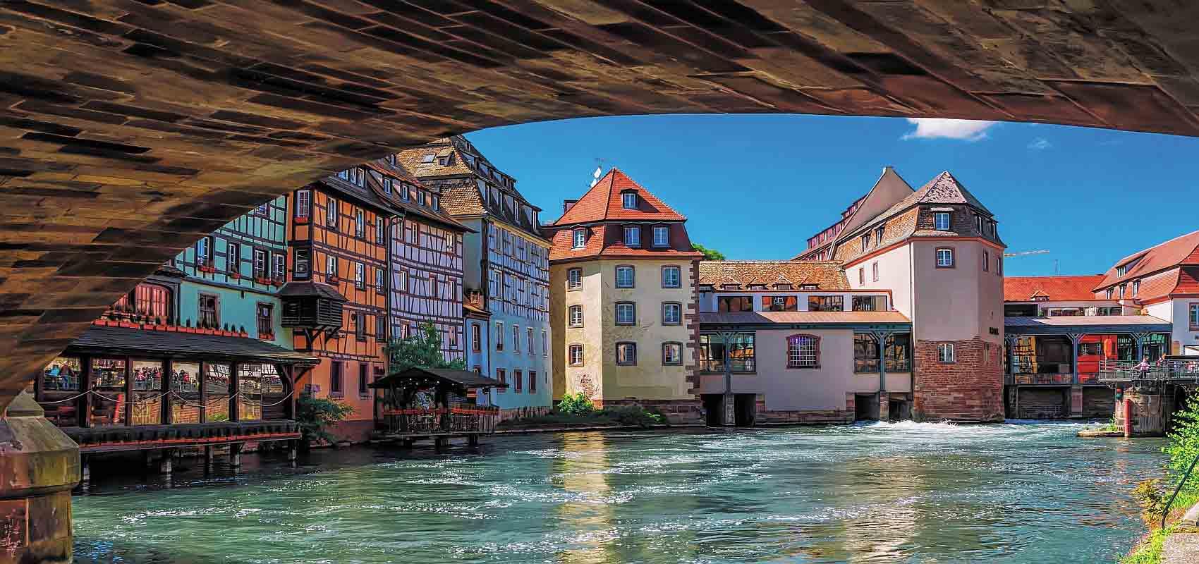 Citytrip strasbourg for Hotel chercher