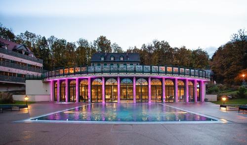 Les Violettes Hôtel & Spa