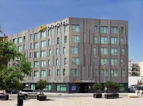 Novotel Suites Málaga Centro