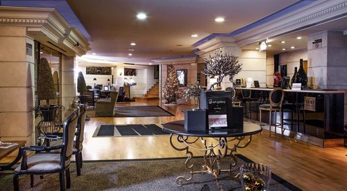 St. George Lycabettus Lifestyle Hôtel