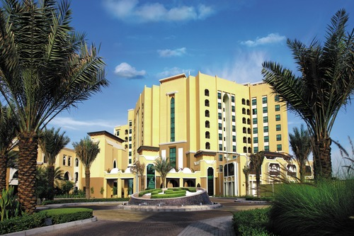 Traders Hotel, Qaryat Al Beri