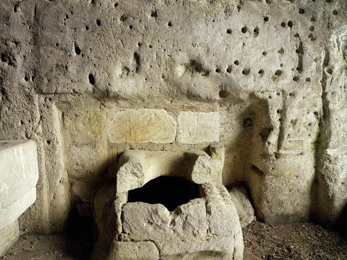 Albergo Sextantio Le Grotte Della Civita