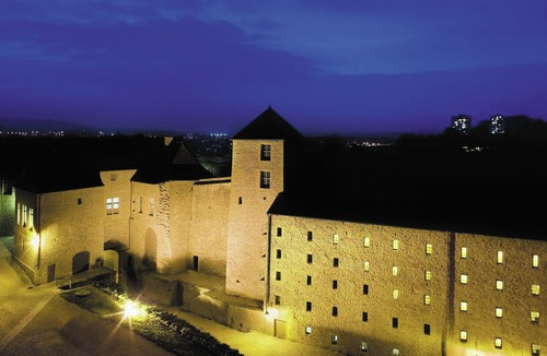 Le Château Fort