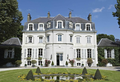 Cléry-Château d'Hesdin l'Abbé