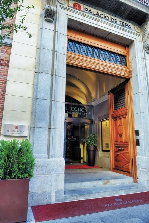 NH Collection Palacio de Tepa