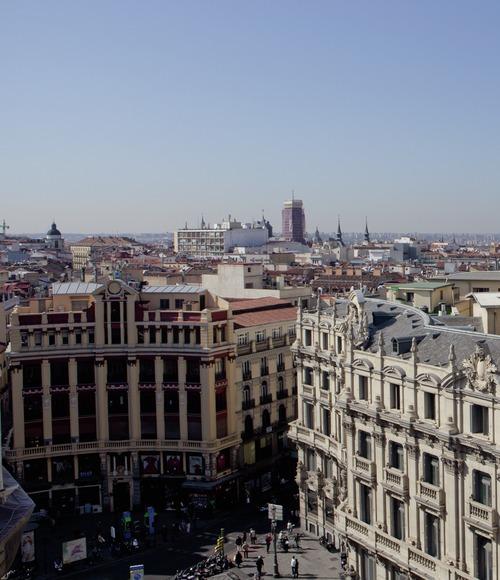 Quatro Puerta del Sol