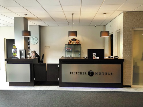 Fletcher Hôtel-Restaurant Waalwijk