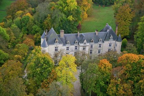 Domaine de Villeray & Spa Château et Moulin