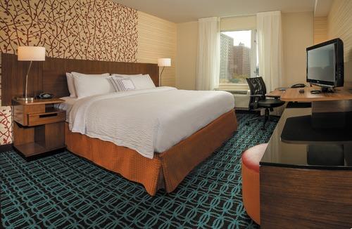 Fairfield Inn & Suites Manhattan Downtown East
