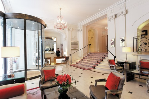 Majestic Hôtel-Spa