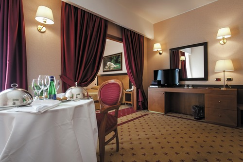 Grand Hotel La Chiusa di Chietri