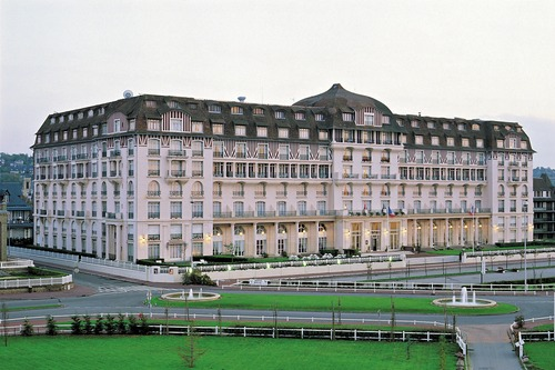 Hotel Barrière Le Royal Deauville