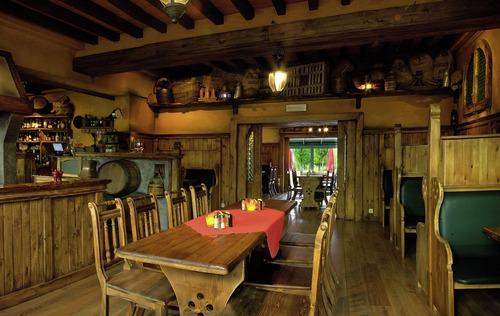 Country Lodge Moriaanshoofd